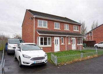 Thumbnail 3 bed semi-detached house for sale in Lysander Drive, Warrington