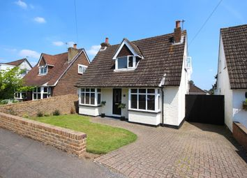 Thumbnail 3 bed detached house for sale in Bryanstone Avenue, Guildford