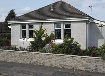 Thumbnail 3 bed detached bungalow for sale in Cemetery Road Shotts, Shotts, Shotts