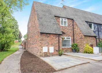 Thumbnail 2 bed end terrace house for sale in Maplehurst Road, Chichester