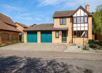 4 bed detached house for sale in Sparrowhawk Way, Hartford, Huntingdon PE29