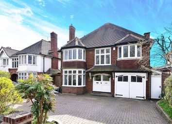 Thumbnail 4 bedroom detached house for sale in Bristol Road, Edgbaston, Birmingham