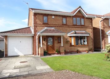 Thumbnail 4 bedroom detached house for sale in Meadowbarn Close, Cottam, Preston