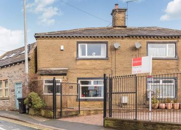 Thumbnail 5 bed end terrace house for sale in Ambler Thorn, Queensbury, Bradford, West Yorkshire