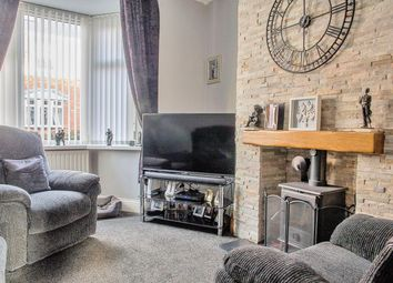 Thumbnail 4 bed terraced house for sale in Snowden Terrace, Willington, Crook