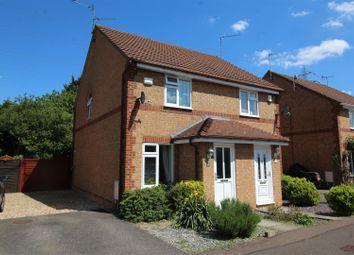 Thumbnail 2 bed semi-detached house for sale in Farriers Court, Orton Longueville, Peterborough