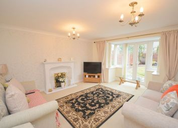 Thumbnail 4 bed detached house for sale in Bermondsey Grove, Widnes
