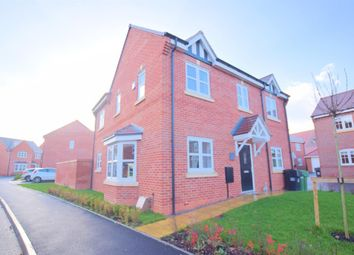 Thumbnail 4 bed detached house for sale in Burnham Road, Wythall, Birmingham
