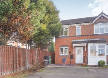 Thumbnail 2 bedroom end terrace house for sale in Ratcliff Way, Tipton