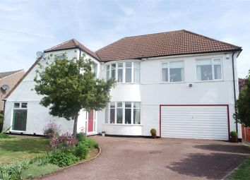 Thumbnail 5 bedroom detached house for sale in Diamond Avenue, Kirkby-In-Ashfield, Nottingham