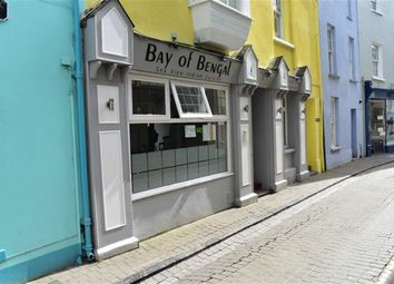 Thumbnail Restaurant/cafe for sale in Crackwell Street, Tenby