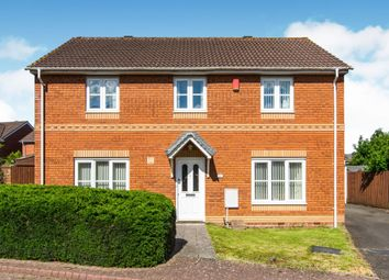 Thumbnail 4 bedroom detached house for sale in Brown Court, St. Mellons, Cardiff