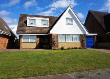 Thumbnail 3 bed detached house for sale in Old Cross Tree Way, Aldershot