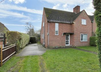 Thumbnail 3 bed semi-detached house for sale in Bulbery, Abbotts Ann