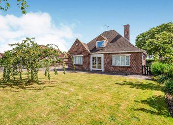 Thumbnail 2 bed detached bungalow for sale in Sutton Lane, Sutton, Retford