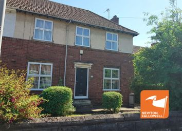 Thumbnail 3 bed town house for sale in Harlow Street, Blidworth, Mansfield