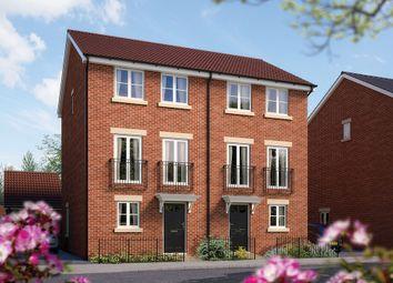 "Thumbnail 4 bedroom semi-detached house for sale in ""The Meriden"" at Lancaster Road, Brockworth, Gloucester"