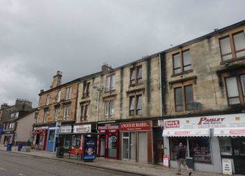 Thumbnail 1 bed flat to rent in Hairst Street, Renfrew