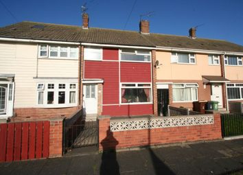 Thumbnail 3 bedroom terraced house for sale in Miller Crescent, Hartlepool