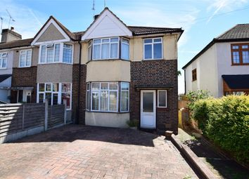 Thumbnail 3 bedroom end terrace house for sale in Grove Road, Bexleyheath, Kent