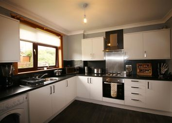 Thumbnail 3 bed flat for sale in Cumberland Road, Greenock