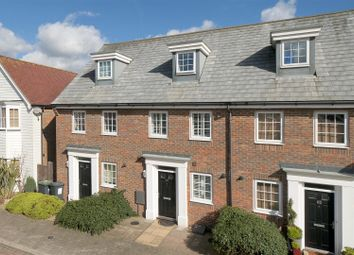Hazen Road, Kings Hill ME19. 3 bed terraced house for sale