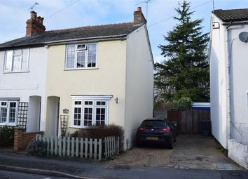 Thumbnail 2 bed semi-detached house for sale in Barossa Road, Camberley, Surrey