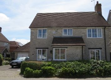 Thumbnail 4 bed detached house to rent in Nursery Gardens, Mere, Wiltshire