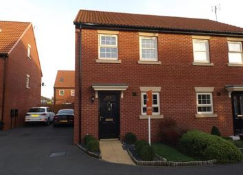 Thumbnail 2 bed semi-detached house for sale in Windmill Close, Sutton-In-Ashfield, Nottinghamshire, Notts