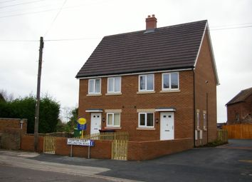 Thumbnail 2 bed semi-detached house to rent in Wellington Road, Muxton, Telford
