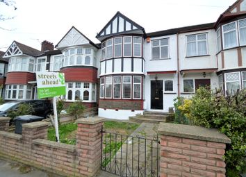Thumbnail 3 bed terraced house to rent in Woodvale Avenue, London