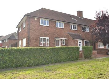 Thumbnail 3 bed end terrace house for sale in Carlton Avenue, Feltham