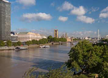 Thumbnail 2 bed flat to rent in Peninsula Heights, 93 Albert Embankment, London