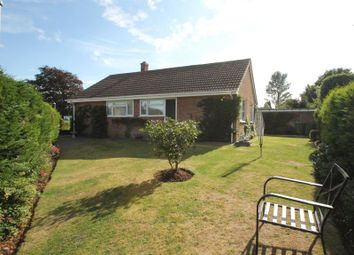 Thumbnail 2 bed detached bungalow for sale in The Street, Hawkinge, Folkestone