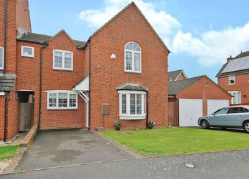 Thumbnail 3 bed end terrace house for sale in Lodge Close, Grange Park, Northampton