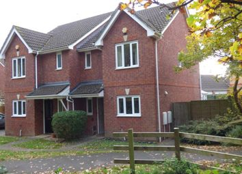 Thumbnail 3 bed semi-detached house for sale in Garland Way, Totton