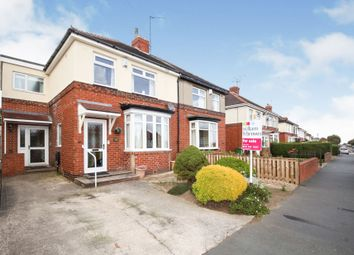 Thumbnail 4 bed semi-detached house for sale in Hollinsend Road, Sheffield