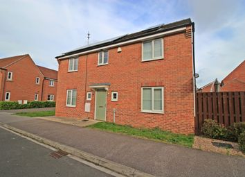Thumbnail 4 bed detached house for sale in 27 Kingscroft Drive, Brough