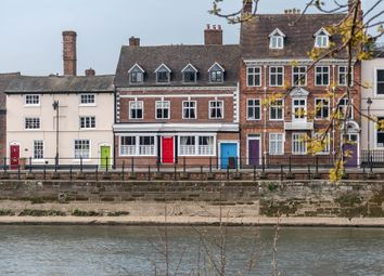 Thumbnail 5 bed town house for sale in Severn Side South, Bewdley