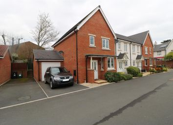 Thumbnail 3 bed end terrace house to rent in Drovers Way, Newent