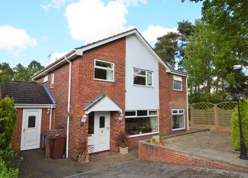 Thumbnail 5 bedroom detached house for sale in Nursery Grove, Alwoodley, Leeds