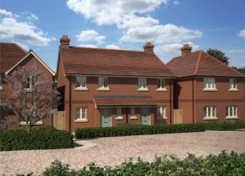 Thumbnail 2 bed semi-detached house for sale in Copse View, Four Marks, Alton, Hampshire