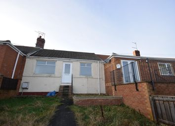 Thumbnail 2 bed terraced bungalow to rent in Angus Terrace, Grants Houses, County Durham