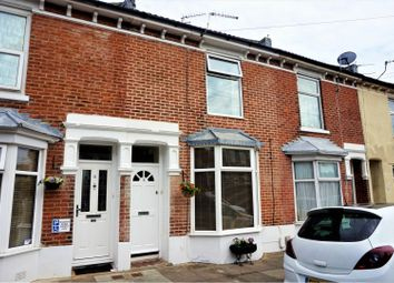 Thumbnail 2 bed terraced house for sale in Perth Road, Southsea