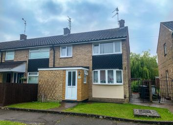 Thumbnail 3 bed property to rent in Bradmore Gardens, Corby
