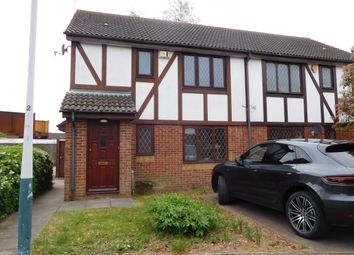 Thumbnail 1 bed maisonette to rent in Messant Close, Harold Wood