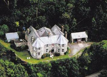 Thumbnail 6 bed country house for sale in Stryd Fawr, Harlech, Gwynedd.
