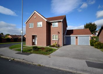 Thumbnail 4 bed detached house for sale in Eskdale Avenue, Altofts, Normanton