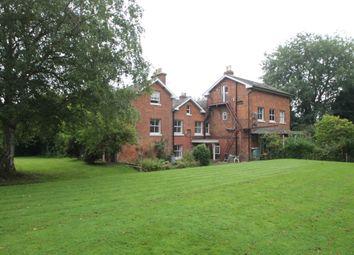 Thumbnail 1 bed flat to rent in Brook House, Westbury, Shrewsbury