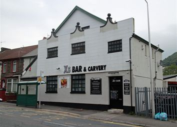 Thumbnail Pub/bar for sale in Mid Glamorgan CF39, Rhondda